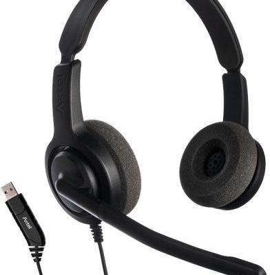 Axtel VOICE USB28 HD duo NC Czarny