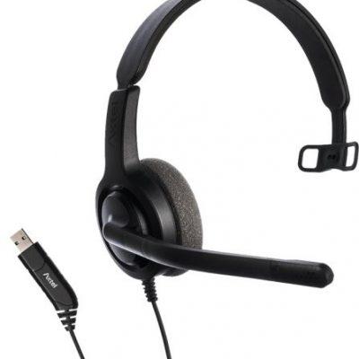 Axtel VOICE USB28 HD mono NC Czarne
