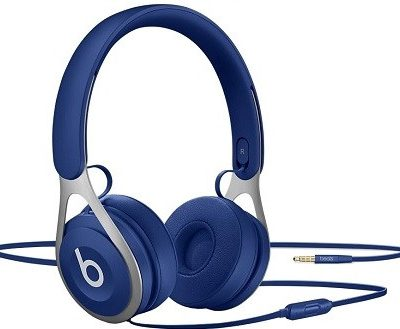 Beats by Dre EP On-Ear niebieskie