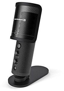 Beyerdynamic 727903Fox USB-duża membrana-kondensator mikrofon 727903