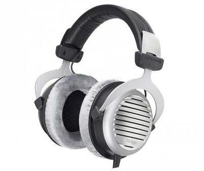 Beyerdynamic DT 990 Pro  250 Ohm czarno-srebrne (BRA004250)
