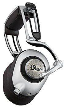 Blue Microphones Ella płaskich magnetycznych słuchawki z wbudowanym wzmacniaczem Audiophile 7013