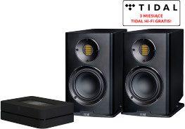 Bluesound Powernode 2i (HDMI) + Carina BS243.4