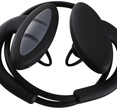 Boompods SP2BLK czarne