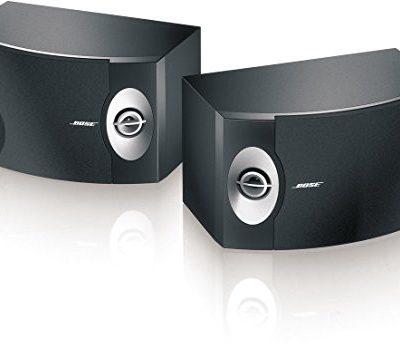 Bose Direct system głośników z przetwornikami Stereo Targeting (maks. 120 W, 2 szt.), czarne 29297