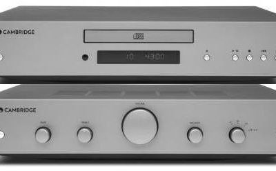 Cambridge Audio AXA25 + AXC25