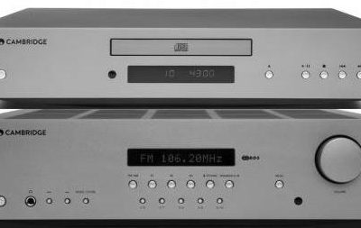 Cambridge Audio AXR85 + AXC25