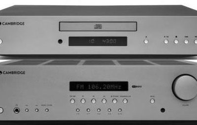 Cambridge Audio AXR85 + AXC35