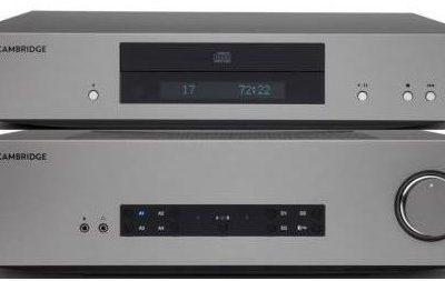 Cambridge Audio CXA61 + CXC v2