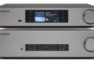 Cambridge Audio CXA81 + CXN v2