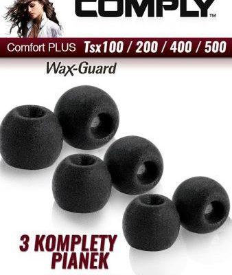 Comply Pianki Comfort Plus Tsx500 Comfort Plus Tsx500