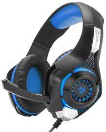 Connect IT CHP-4510 czarno-niebieskie