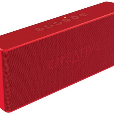 Creative Muvo 2 Czerwony (EM-JH053-CT)