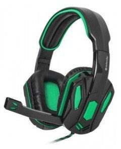 Defender WARHEAD G-275 czarno-zielone (FRT012-4)