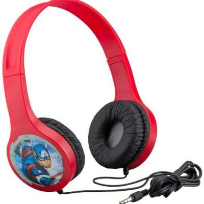 EKIDS Słuchawki dla dzieci 1 Avengers AV-V126