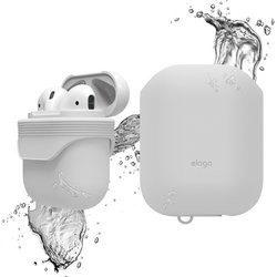 Elago Etui wodoszczelne elago Waterproof Case do AirPods białe EAPWF-BA-WH