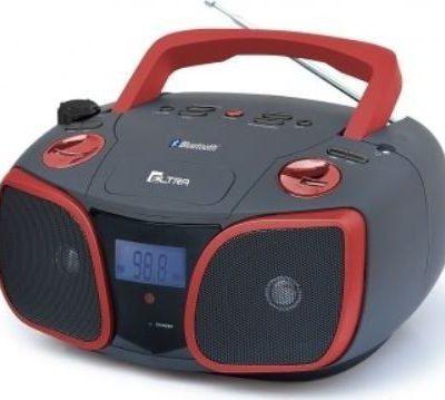 Eltra Radioodtwarzacz Radioodtwarzacz Stella RO-84 BT/USB Szary 1_746655