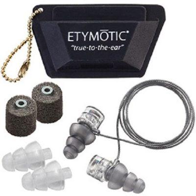 Etymotic Er20X S-UF-C zestaw składający się z 3para końcówki do uszu, szary ER20XS-UF-C