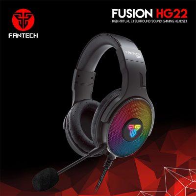 FANTECH HG22 Czarne (HG22-42299)