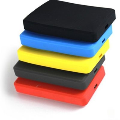 FIIO Electronic Technology LTD Silikonowe etui do X5 (HS8) Kolor: Żółty
