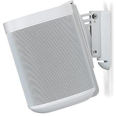 Flexson s1wm1011uchwyt ścienny do Sonos One biały S1WM1011