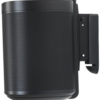 Flexson s1wm1011uchwyt ścienny do Sonos One czarny S1WM1021