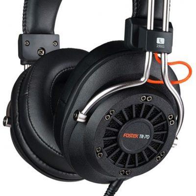 FOSTEX TR70 (250 ohm) czarne