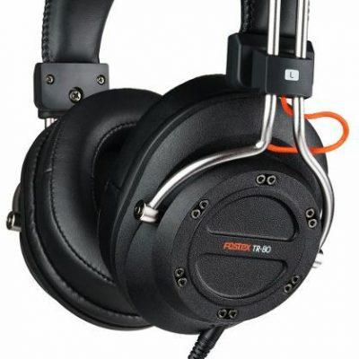 FOSTEX TR80 (80ohm) czarne