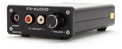 FX-AUDIO Karta dźwiękowa FX-AUDIO DAC-X3