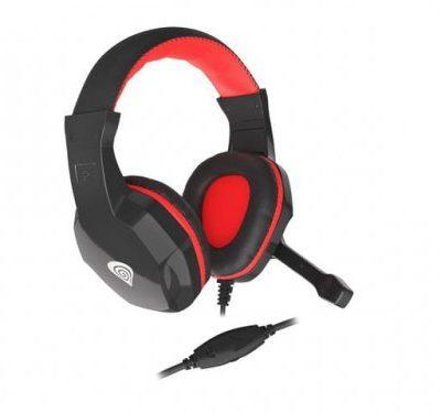 GENESIS Argon 110 czarno-czerwony NSG-1437