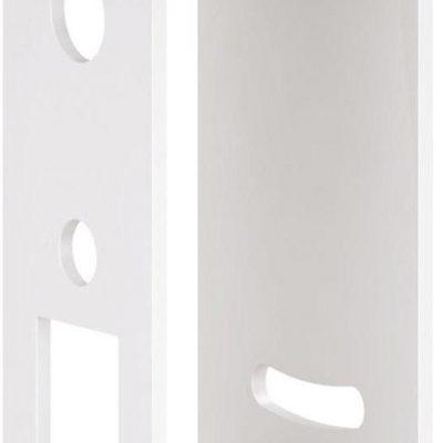 Hama Uchwyt ścienny na głośniki 118000 Przenośny 5 kg biały 1 szt