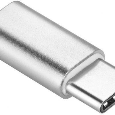 Hifiman Adapter Micro USB USB Typ-C PA-30 srebrny 5901737419965