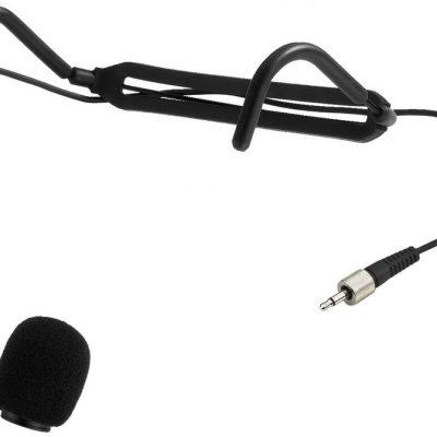 IMG Stage Line HSE-821SX Elektretowy mikrofon nagłowny 21257