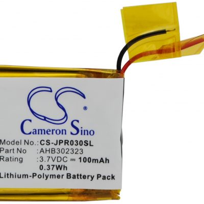 Jabra BT3030 / AHB302323 100mAh 0.37Wh Li-Polymer 3.7V (Cameron Sino) (WG-M2SILV)