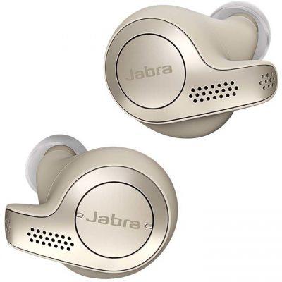 Jabra Elite 65T złote