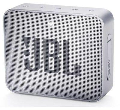 JBL GO 2 Szary (XNV-6080P)