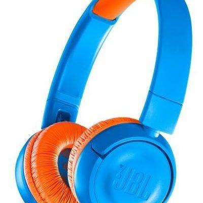 JBL JR300BT niebiesko-pomarańczowe