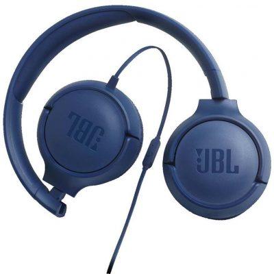 JBL Tune 500 niebieskie
