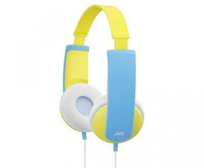 JVC HA-KD7YE żółto-niebieskie