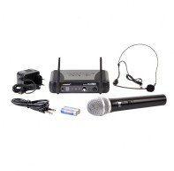Karsect WR-25/HT-25 mikrofon bezprzewodowy mikrofon doręczny (zmienna częstotliwość)