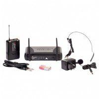Karsect WR-25/PT-25/HT-9A mikrofon bezprzewodowy mikrofon nagłowny