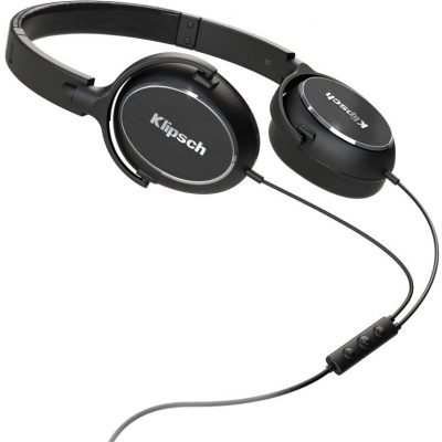 Klipsch R6i ON-EAR czarne