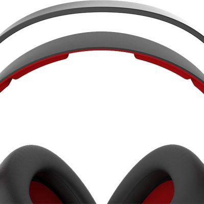 Koss  GMR 545 czarno-czerwone