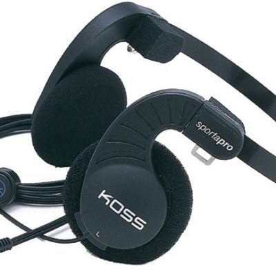 Koss Sporta Pro czarne