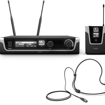 LD Systems U508 BPH - system bezprzewodowy nagłowny