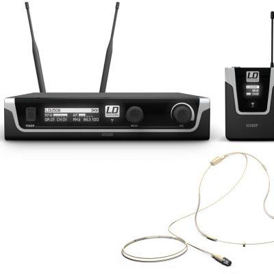 LD Systems U508 BPHH - system bezprzewodowy nagłowny