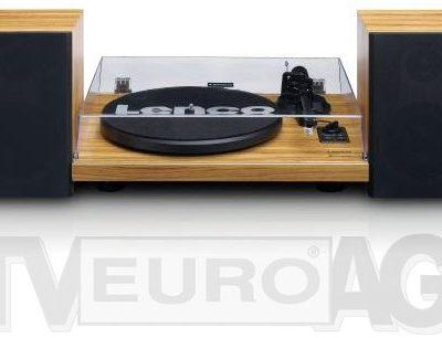 Lenco LS-500 drewno + głośniki