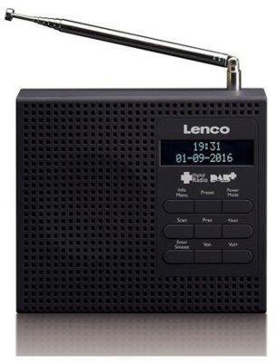 Lenco PDR-020 (PDR-020 Black)