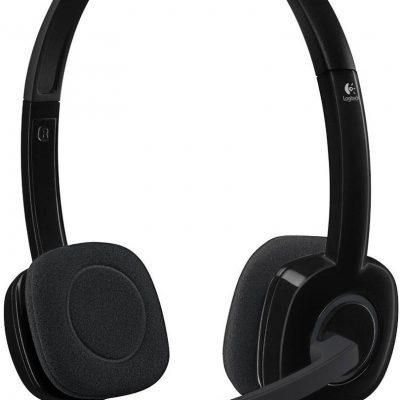 Logitech H151 czarne (981-000589)