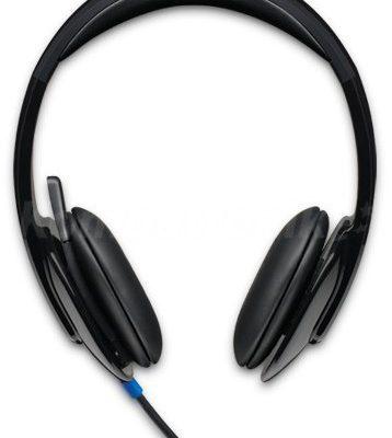 Logitech H540 czarne (981-000480)